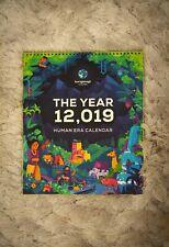 Kurzgesagt Human Era 12,019 Calendar