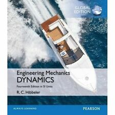 Engineering Mechanics- Dynamics (SI Units)14e by Russell Hibbeler + access code