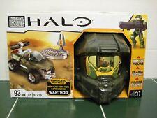 Mega Bloks Halo Micro Fleet WartHog with Figure  #97224