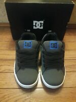 DC Shoes Court Graffik Youth Skate Shoe Kids Size 1.5 US DCSHOECOUSA BRAND NEW