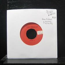 "Karl Erikson - My Oh My / You Can Fly 7"" VG BT 139 Test Pressing Vinyl 45"
