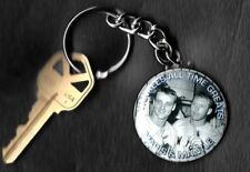 Roger Maris & Mickey Mantle Keychain Key Chain New York Yankees Greats