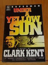 Superman Under A Yellow Sun by Clark Kent DC Comics (Paperback)< 1563891093