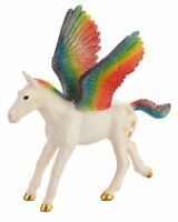 BABY RAINBOW PEGASUS 387361 NEW for 2018! ~ FREE SHIP/USA w/ $25.+ Mojo Items