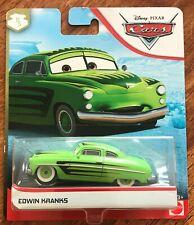 Disney Pixar Cars Blue Desert Series - Edwin Kranks - New Unopened