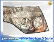 Mitsubishi Pajero 2006-2015 NS NT NW NX Head Light Protectors Lamp Covers