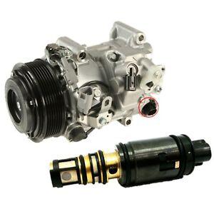 A/C Compressor Control Valve for TSB19C Lexus ES RX Scion tC Toyota Corolla RAV4