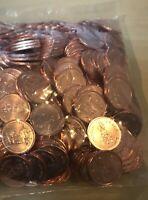 2538 KING RAMA IX THAILAND SET 3 UNC COINS 1 5 10 SATANG 1995 BE