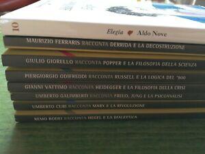 La Biblioteca Di Repubblica Serie   8 Volumi