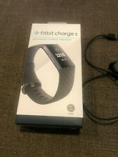 Fitbit Charge 3 Fitness Activity Tracker - Graphite/Black