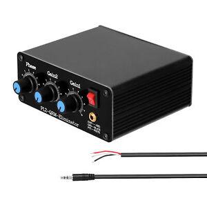 QRM Eliminator (1-30MHz) HF-Bänder X-Phase Einstellbare eingebaute PTT-Steuerung