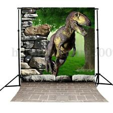 3x5FT Dinosaur 3D Children's Photography Backdrop Background Props For Studio