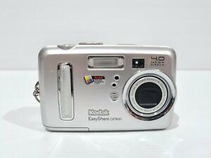 kodak easyshare digital camera CX7430  3x optical   4.0 mega pixels