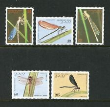 Saharaui Republic  MNH, Insects Dragonflys. x28211