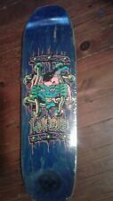 John Lucero X2 - Black Label Emergency skateboard deck Schmitt Stix reissue NEW