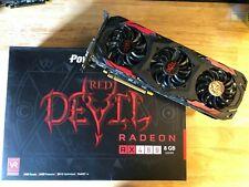 PowerColor Red Devil Radeon RX 480 8 GB Graphics Card GDDR5