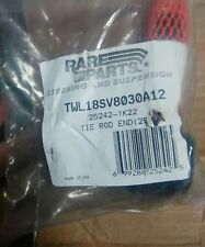 Rare Parts brand New Replacement Steering Tie Rod End,TWL18SV8030A12,  RP25242