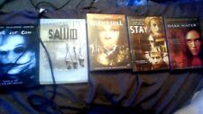 horror movies fear dot com/saw3/silenthill/stay/darkwater