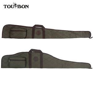 Tourbon Nylon Gun Case Soft Scope Rifle/Shotgun Storage Bag fits Remington 1100