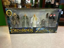 2005 Lord of the Rings Fellowship of the Ring Lothlorien 5 Figure Gift Pack NIB