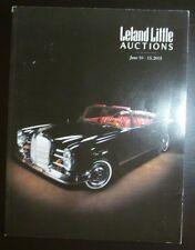 Auction Catalogue Leland Little The Summer Catalogue Auction June 10 - 13, 2015