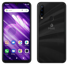 UltraMintt Y3 4G Smartphone - Anthracite