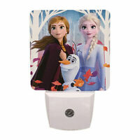 DEPARTMENT 56 Disney Frozen Characters Enesco Disney Night Light White BRAND NEW