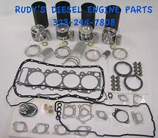 Isuzu Diesel 5.2 4HK1 4HK1T 2004-2010 premium engine overhaul kit