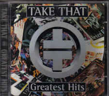 Take That-Greatest Hits cd album
