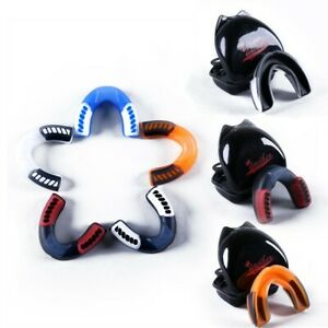 Rugby Mouthguard Warm bite Adults Boxing Children High quality No odor Best