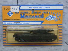 Roco / Herpa Minitanks (NEW) Modern British Chieftain Medium Tank Lot #1424