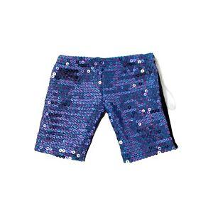 Build A Bear Honey Girls Rocker Sequins Pants