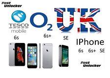 O2 TESCO Regno Unito ufficiale Factory Codice di Sblocco per Apple iPhone 6 S 6s+ Plus & SE