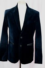 Men's Blue Zara blazer