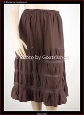 Ezibuy (Myer) Tiered Skirt Size 20 NWOT Weekend Smart Casual Holiday