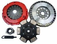 XTD STAGE 3 CLUTCH & PRO-LITE FLYWHEEL KIT MR2 TURBO CELICA GT4 2.0L 3SGTE