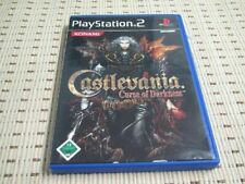 Castlevania Curse of Darkness für Playstation 2 PS2 PS 2 *OVP*