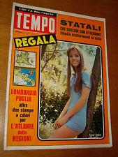 TEMPO 1970/26=CAROLE ANDRE=ALBERTO DELLA RAGIONE=ROLLING BOAT=WALTER CHIARI=