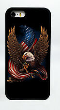 AMERICAN EAGLE FLAG PHONE CASE FOR IPHONE XS XR X 8 7 6S 6 PLUS 5 5S 5SE 5C 4S