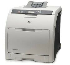 HP Colour LaserJet 3600n 3600 Network Ready Desktop A4 Laser Printer + Warranty
