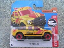 Véhicules miniatures blancs Hot Wheels First Editions 1:64