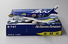 ANA B747 Marine Jumpo Reg: JA8963 Scale 1:400 Net model Diecast LAST THREE!!!