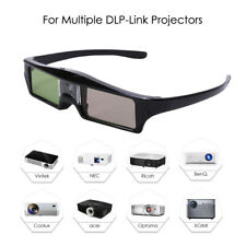 USB 3D Glasses Active For All DLP-LINK Projector BenQ Optoma Acer Dell ViewSonic
