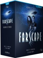 Farscape - Verschollen im All: Komplettbox, 25 x Blu-ray Disc NEU + OVP!