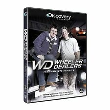 Wheeler Dealers - Series 4 - Complete (DVD, 2013)
