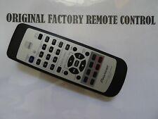 PIONEER AXD7287 COMPACT DISC RECORDER REMOTE CONTROL AXD7257, RTAXD7257, VSX36TX