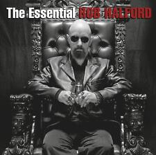 ROB HALFORD (2 CD) THE ESSENTIAL ~ GREATEST HITS~BEST OF ( JUDAS PRIEST ) *NEW*