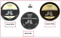Cherry Blossom Premium Dubbin Waterproofing Wax Smooth Leather Neutral Boots Wax