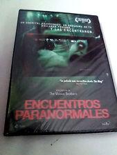 """DVD """"ENCUENTROS PARANORMALES"""" PRECINTADO SEALED THE VICIUS BROTHERS GRAVE ENCOUN"""