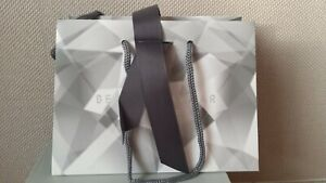 Harvey Nichols Beauty Bazaar small  Paper Gift Bag 15 x 21 X 9CM BN unused